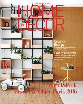Home decor indonesia indonesian magazine buy for Home decor jakarta