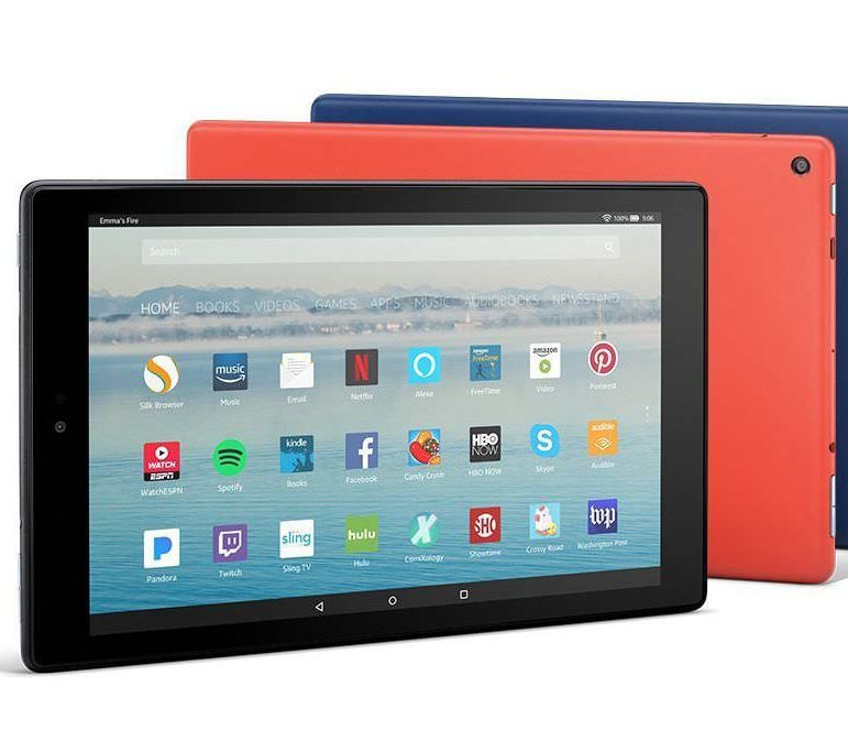 Fire Hd 10 Best 10 Inch Tablet For The Price