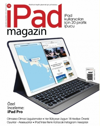 iPad Magazin Turkiye