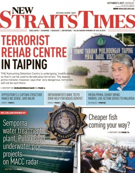 The News Straits Times