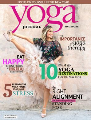 Yoga Journal Singapore