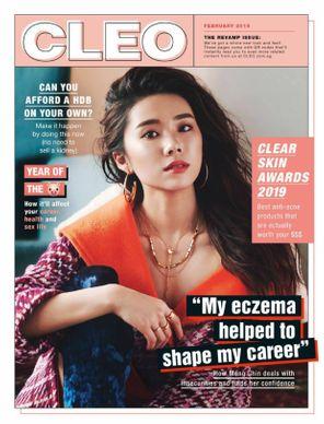 41847359ce9 CLEO Singapore Magazine - Buy