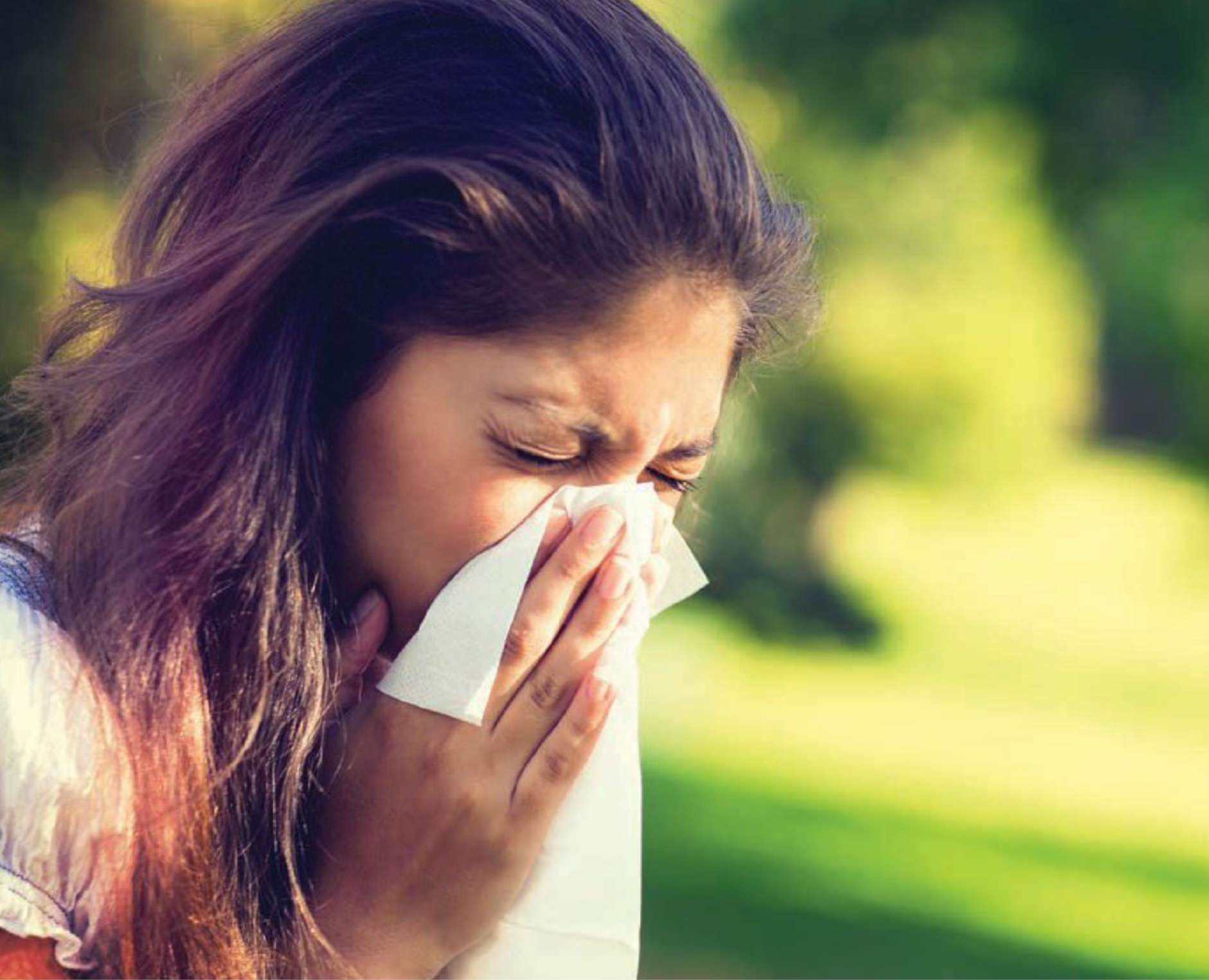 Allergies Got Me!