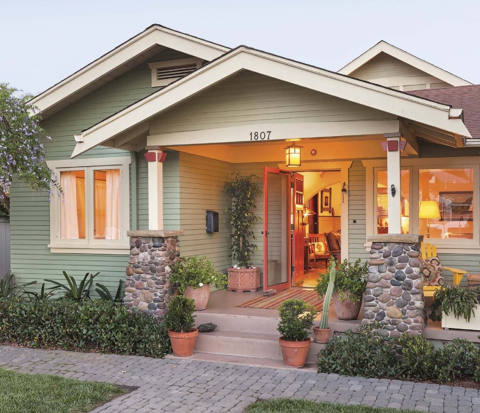 Arts and crafts homes for Arts and crafts home magazine
