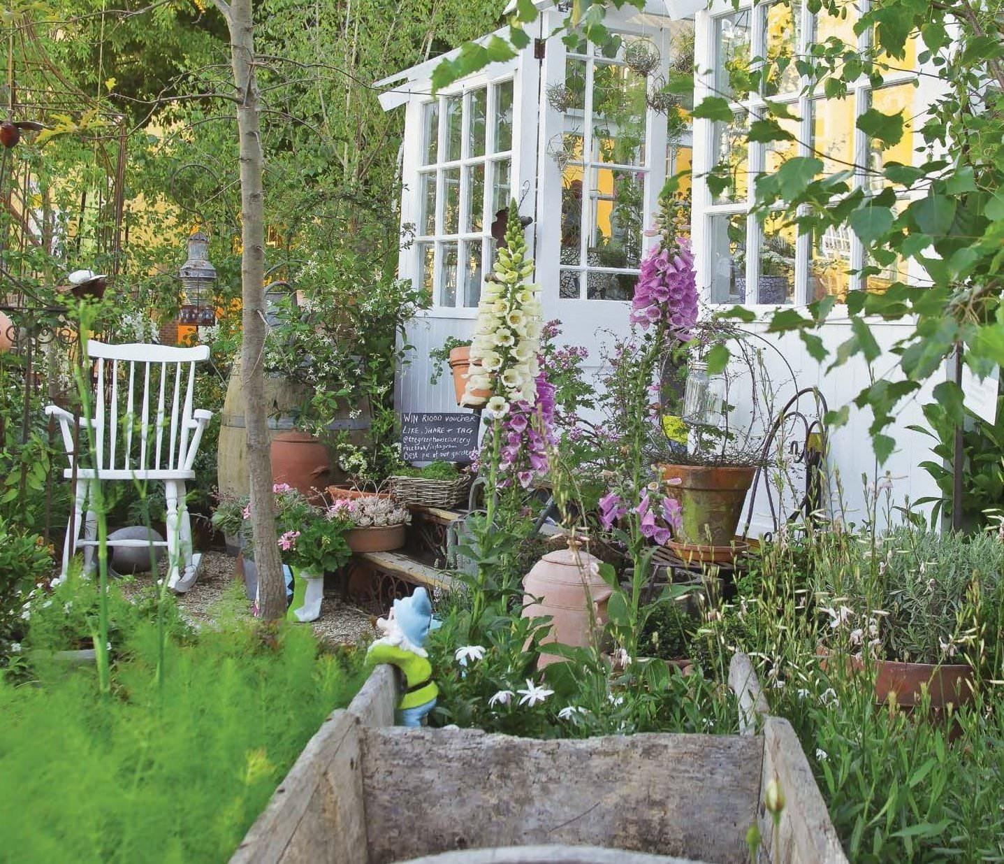 Taking Urban Gardening On Ward