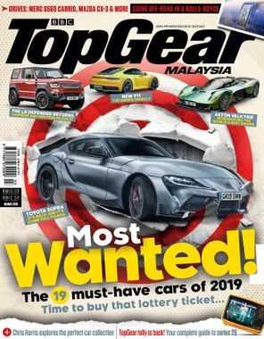 Topgear Malaysia Magazine Buy Subscribe Download And Read